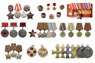 Чем отличается орден от медали