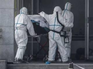 В Китае вновь растет смертельная «активность» коронавируса