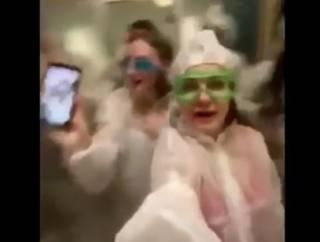 «Все, его больше нет!»: появилось видео, как в московской сауне по глупости погибли сразу три человека