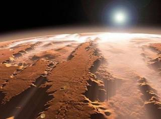 Ученый-уфолог «доказал», что в океанах Марса когда-то плавала сельдь