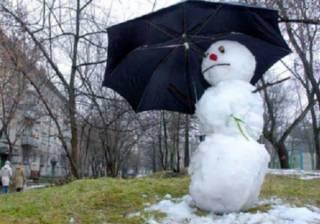 Синоптики подвели итоги аномальной зимы в Киеве