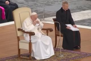 Стало официально известно, заболел ли Папа Римский коронавирусом