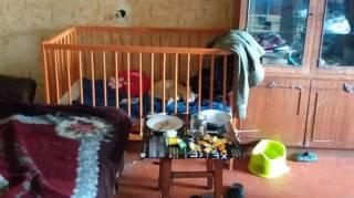В Киеве у родителей отобрали детей за невыполнение своих обязанностей