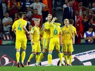 Лига наций УЕФА: Украина сыграет с грандами мирового футбола