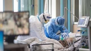 Коронавирус в Китае забрал еще почти четыре десятка жизней