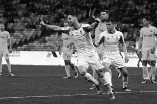 «Динамо» – «Колос»: победа полуторным составом
