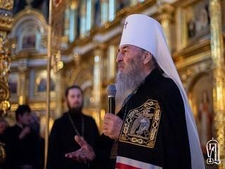 Митрополит Онуфрий рассказал о монахе, который 30 лет ел только хлеб и капусту