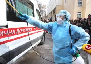 В Украине коронавирус заподозрили еще у шестерых людей