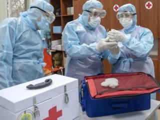 Украинцев пугают массовым заражением коронавирусом