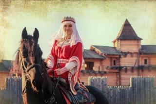 Под Киевом отпразднуют международный женский день в стиле Киевской Руси