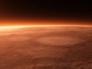 Ученые NASA нашли на Марсе странную дыру