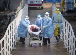 Число жертв коронавируса в Китае перевалило за три тысячи человек