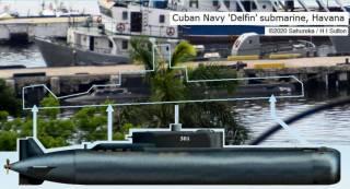 «Самая секретная в мире» подводная лодка попала на фото впервые за пятнадцать лет
