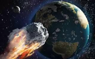 К Земле приближается гигантский астероид, способный уничтожить нашу цивилизацию