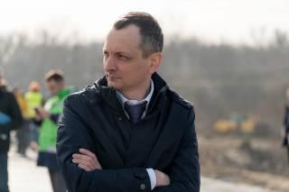 Координатор «Большой стройки» Голик: Президент Зеленский проверил самое масштабное дорожное строительстве страны
