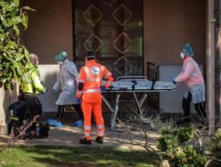 Италия и США бьют все рекорды по уровню смертности от коронавируса