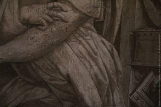 «Автограф» Лены и Тамары из Винницы заметили на фреске XVI века в Ватикане