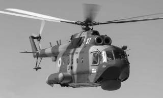 Украинский арсенал: вертолет Ми-14