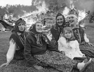 Эстонский «остров женщин», или  Последний матриархат в Европе