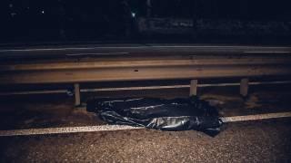 В Киеве машина такси насмерть сбила человека