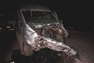 Под Борисполем произошло кровавое ДТП: есть пострадавшие