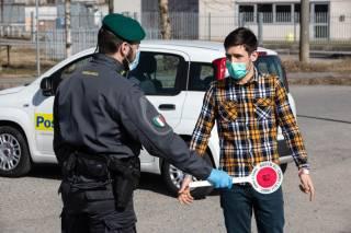 Мы в Италии две недели живем, как на войне, — украинец из Рима