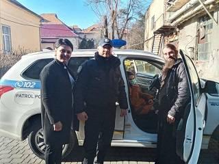 На Закарпатье священник УПЦ помог осуществить мечту онкобольного ребенка