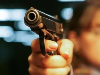 В центре Киева женщина стреляла в своего «бывшего»