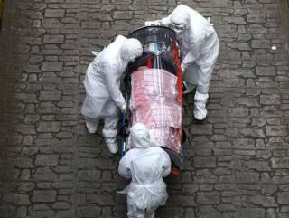 Всего за сутки коронавирус убил более трех сотен итальянцев