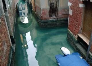 Эпидемия коронавируса оказала неожиданное влияние на каналы Венеции