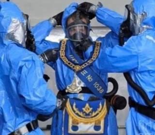 Масоны знают, когда исчезнет коронавирус?