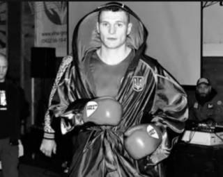 В ДТП под Киевом погиб молодой украинский боксер