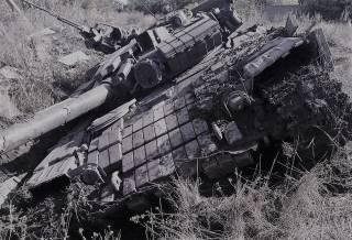 О потерях танков в ходе АТО на Донбассе: 2014 – 2015 гг.