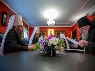 Синод УПЦ считает, что «общество должно осознать духовные первопричины» пандемии