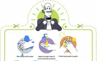 Google посвятил свой очередной дудл человеку, который научил мир мыть руки