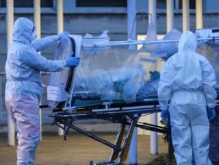 Италия побила очередной «рекорд» по суточной смертности от коронавируса