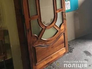 В Кривом Роге неизвестные взорвали петарды в соборе УПЦ