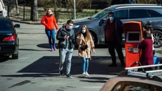 Коронавирусом в Украине могут заразиться миллионы человек