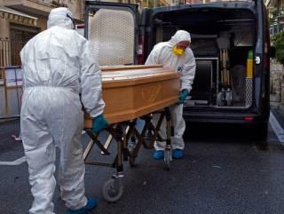 В Италии вновь «зашкаливает» смертность от коронавируса