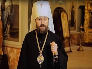 Митрополит Иларион объяснил, почему политический проект ПЦУ никогда не станет Церковью