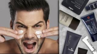 Антивозрастная косметика для мужчин: как выбрать косметику против морщин