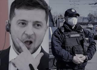 Коронавирус в Украине: через ж**у и с песнями™