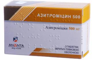 Назван антибиотик, которым в Украине лечат от коронавируса