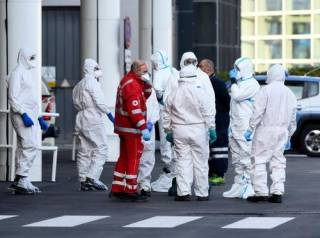 В Италии вновь побит суточный рекорд по смертности от коронавируса