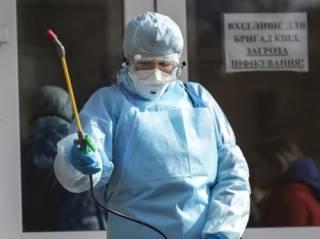 Эпидемия в Украине: осталась всего одна область, в которую не проник коронавирус