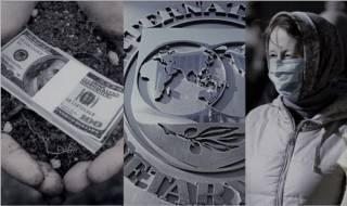 МВФ снова  шантажирует Украину, требуя закон о продаже земли