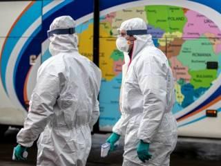 В мире продолжает бушевать эпидемия коронавируса: данные на 29 марта 2020