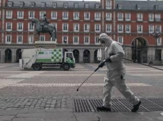 В Испании вновь побит «рекорд» по суточной смертности от коронавируса