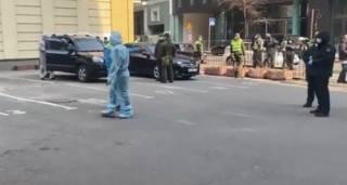 Украинцы, вернувшиеся из Катара, начали сбегать из обсервационного отеля в центре Киева