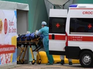 В Италии вновь «зашкаливает» смертность от коронавируса, а число заболевших уже перевалило за 100 тысяч